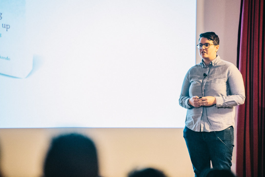 Gina Pensiero, content strategist at Facebook, discusses limited content & digital luxury